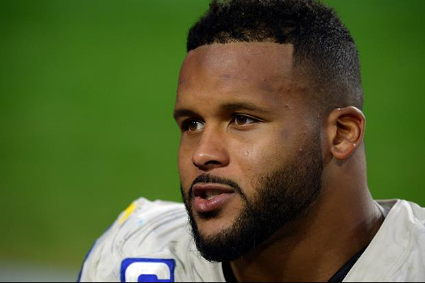 Man Who Accused Rams Star Aaron Donald Of Assault Apologizes After Video