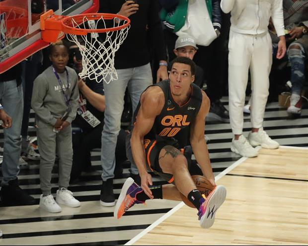 Aaron Gordon Was Asked If He'll Return To Dunk Contest After Controversial Loss