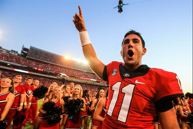 Here's Why Former QB Aaron Murray Thinks That Georgia 'May Be Best Team In The Country'