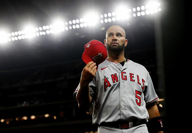 The Angels Have Released Future Hall Of Famer Albert Pujols