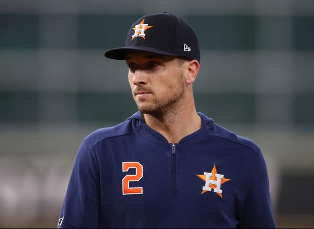 Astros' Alex Bregman Got Owned By A Kid Who 'Didn't Want A Photo With A Cheater'