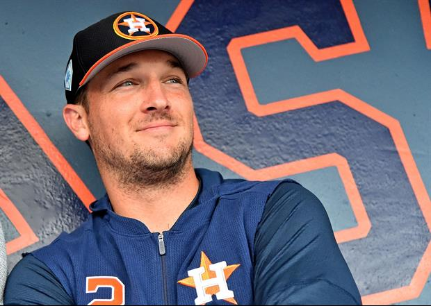 Well It Looks Like Alex Bregman Has Nothing To Say About Astros Cheating Scandal