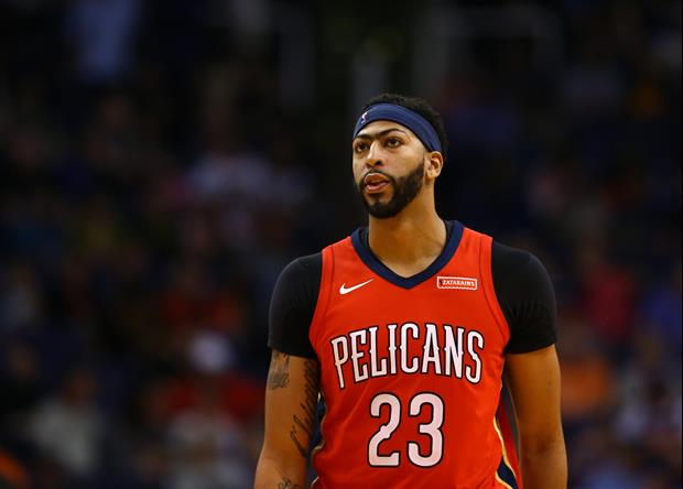 Here's Anthony Davis Surprising A Family With Presents & A Car