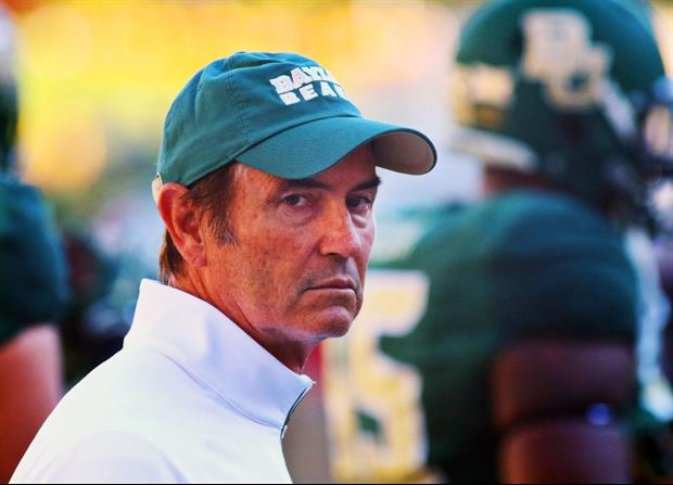 Ex-Baylor Head Coach Art Briles to Himself A New Head Coaching Job at Mount Vernon in Texas