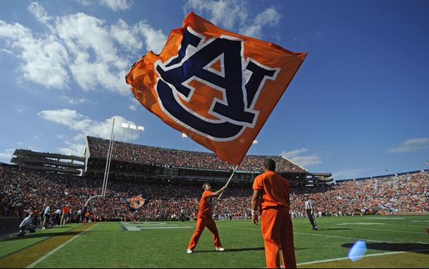 Auburn Football Called Out For Recruiting Graphic That Features New Coaching Staff