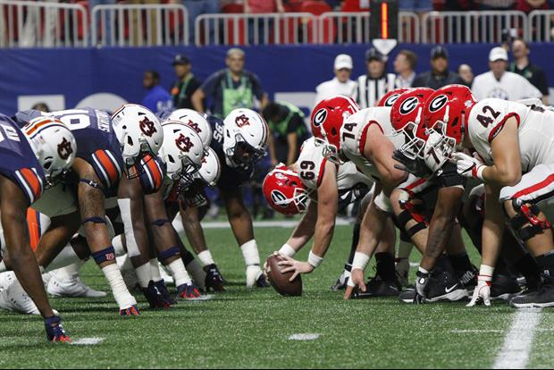 Auburn Looking To Propose These Major Schedule Changes For Georgia Rivalry