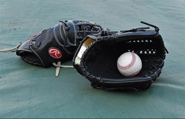 Here's A Catcher's View Of A 99mph Baseball