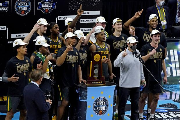 Baylor Went Off On Gonzaga Because The Zags Ordered 6 Cases Of Champagne Before The Game