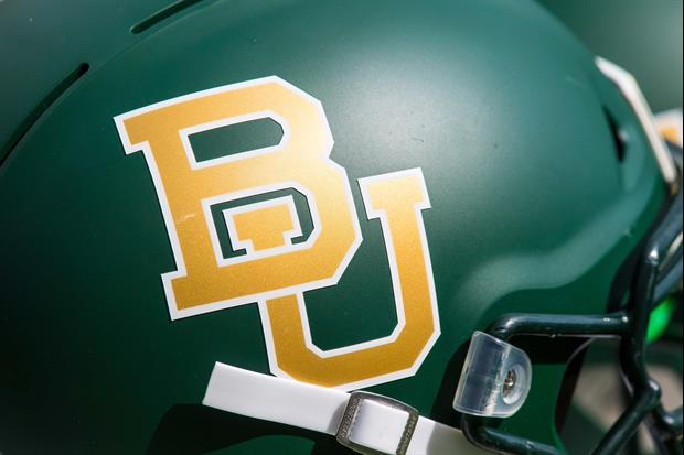 Baylor Basketball Had Players Run Football Routes On The Last Play To Seal The Win