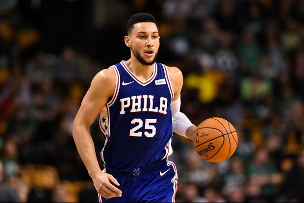 Ben Simmons: Highlights: 76ers Rookie Ben Simmons Records 1st Triple