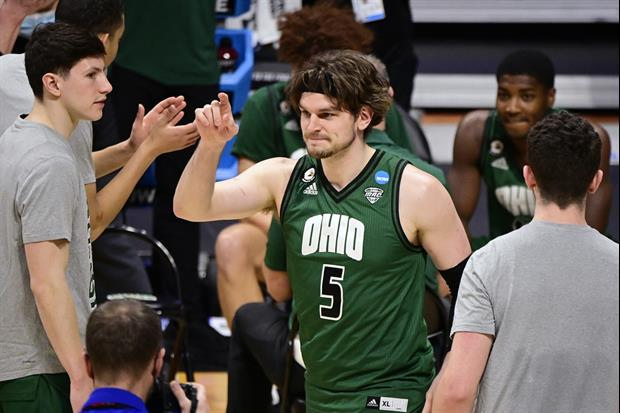 Ohio U. Player's Sneaker Explodes Open During NCAA Tourney Game