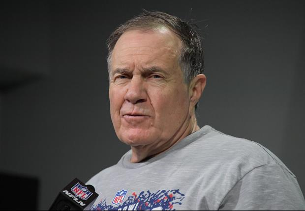 Cam Newton Reveals His 3-Word Nickname For Bill Belichick