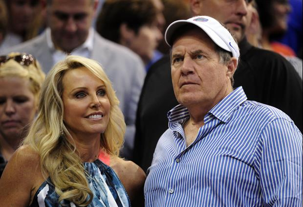 New England Patriots head coach Bill Belichick & His Girlfriend Linda Holiday Showing Off Their Yach