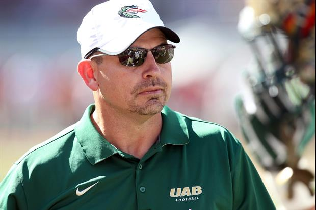 UAB head coach Bill Clark expects the football program to be shut down.