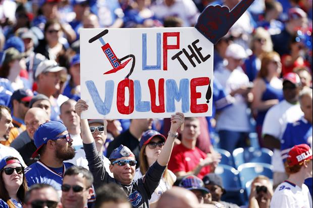 Buffalo Bills Fans Were Drunk & Having A Ball On Sunday
