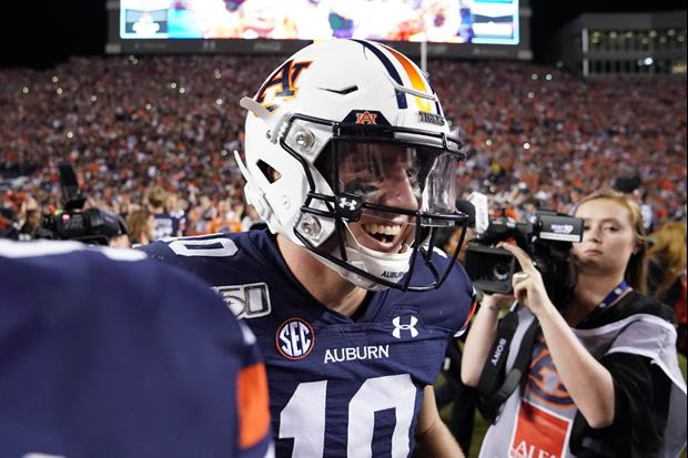 QB Bo Nix Reveals Why Auburn Always Believes It Can Beat Alabama