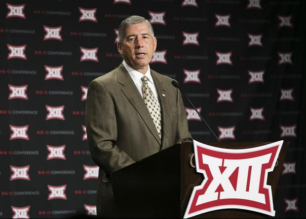 Have You Seen Big 12 commissioner Bob Bowlsby's Signture?
