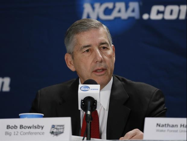 Big 12 Commissioner Bob Bowlsby Is Getting Destroyed On Twitter