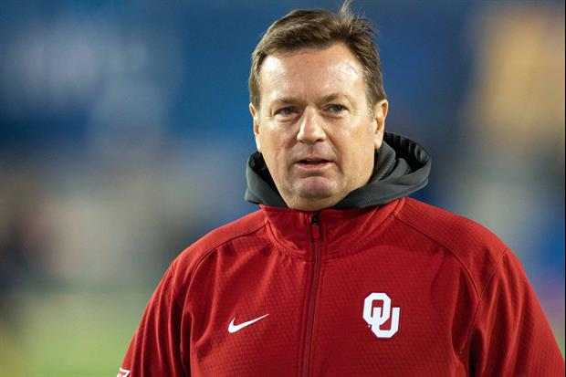 Bob Stoops Addresses Those Auburn Coaching Rumors