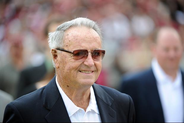 Florida State Legend Bobby Bowden Tests Positive For COVID-19 And Has Jokes