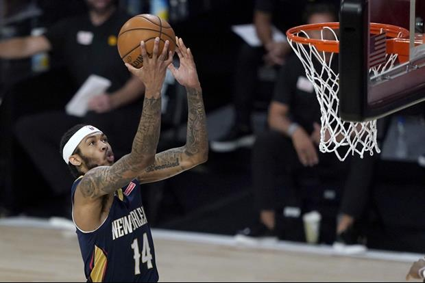 Pelicans Reportedly Agree To New Contract With Brandon Ingram,