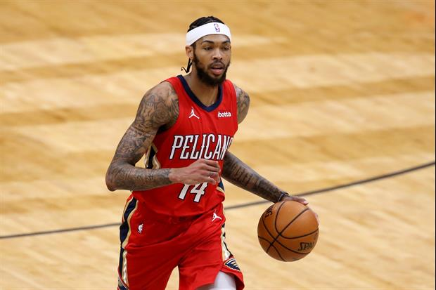 Pelicans' Brandon Ingram Drops Amazing Quote About LeBron James
