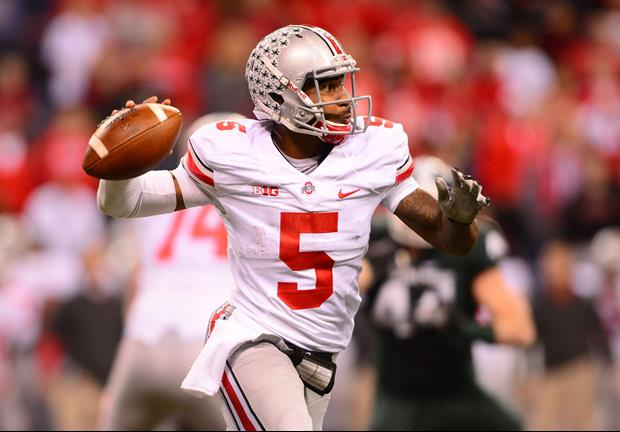 Could Ohio State quarterback Braxton Miller be headed to LSU?