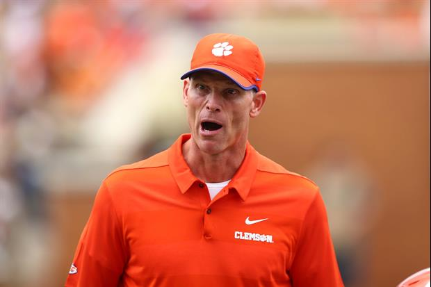 Urban Meyer revealed Clemson's Brent Venables is the best defensive coordinator he coached against.