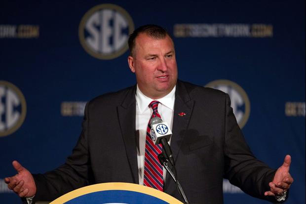 Illinois Hires Bret Bielema And Here's How Much They're Paying Him