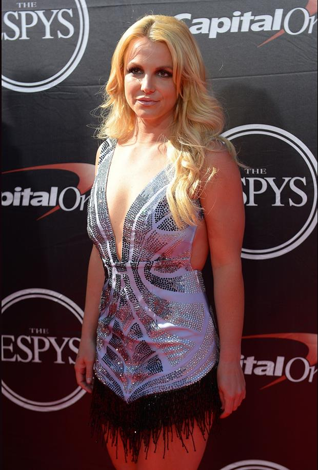 Britney Spears Claimed To Have Ran The 100m Faster Than Usain Bolt Yesterday