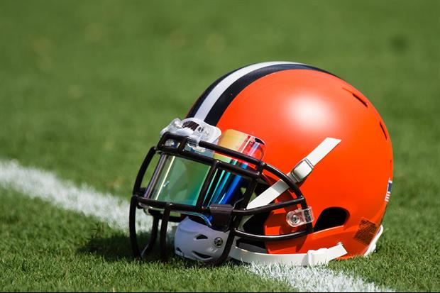 To celebrate their blowout 23-3 win over the New York Jets Monday night, the Cleveland Browns releas