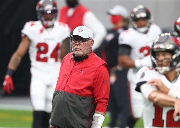 During his media session on Monday, Tampa Bay Buccaneers head coach Bruce Arians revealed which Sain