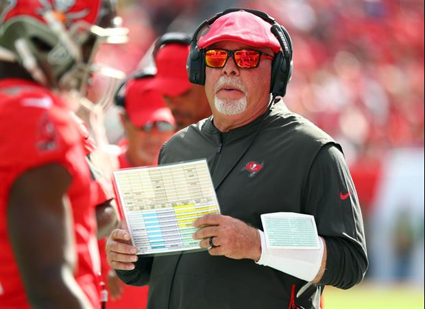 Bruce Arians Sent One Warning To Players About Sunday's Game Against The Saints