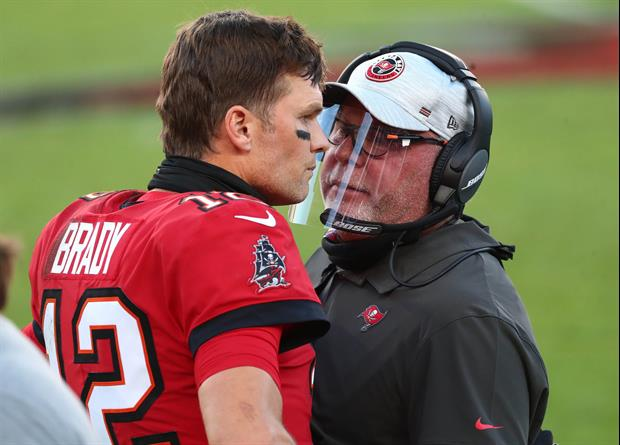 Bucs Coach Bruce Arians Says He Lets Tom Brady Do Something The Patriots Didn't