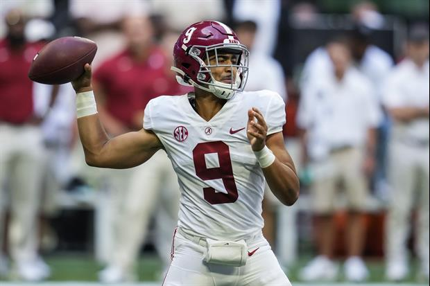 Alabama QB Bryce Young Signs New NIL Deal