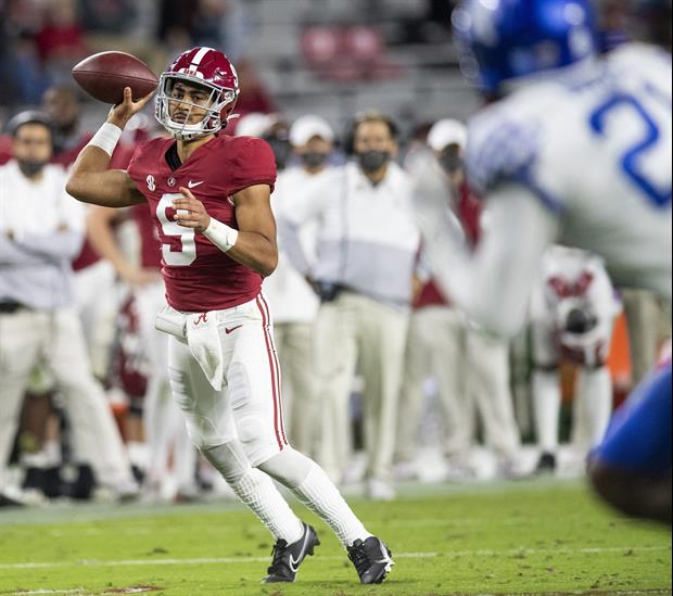 Nick Saban Has 1 Thing He Wants To See From QB Bryce Young