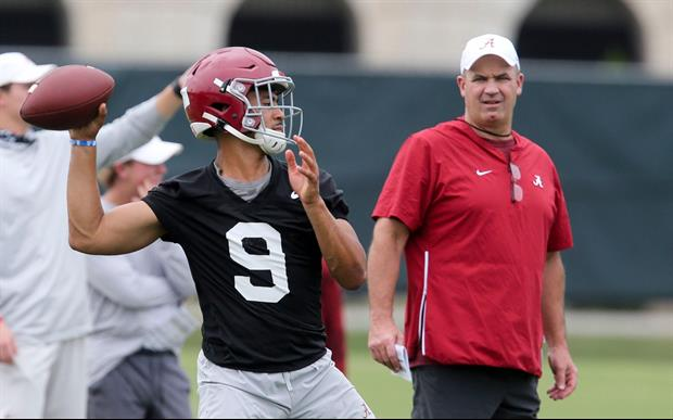 Nick Saban Identifies 1 Important Area For Bryce Young