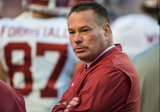 Butch Jones Is Being Considered For Arkansas Head Coaching Job?