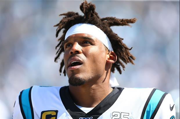 Here Was Cam Newton's Response To Being Called An 'Underdog'