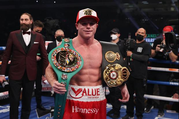 Canelo Alvarez Reveals Brother Was Kidnapped In Mexico In 2018, 'I Negotiated His Return'
