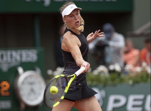 Tennis Star Caroline Wozniacki Is Still Enjoying That Bachelorette Party Life