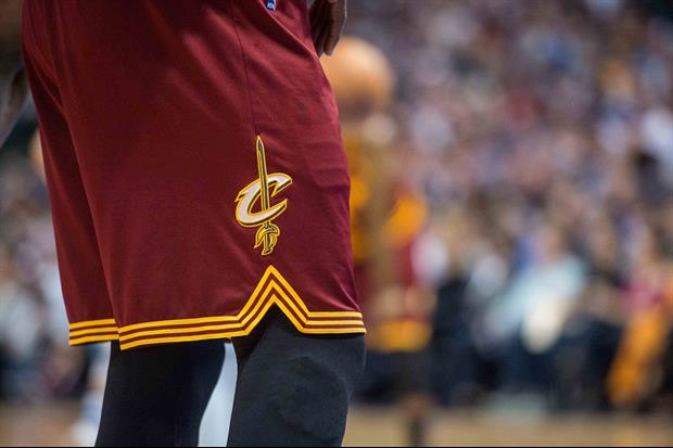New Cleveland Cavaliers Uniforms Are Not Great