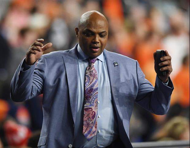 Shaq Calls Out Charles Barkley For Sleeping During 76ers Vs. Wizards Game