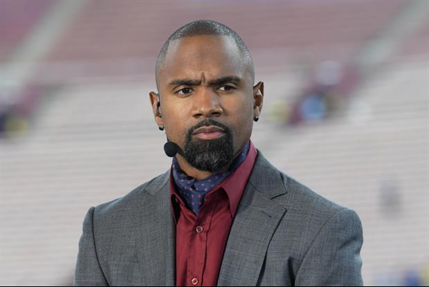 Here's Charles Woodson Getting Surprised Mid-Interview To Find Out He Made Hall Of Fame