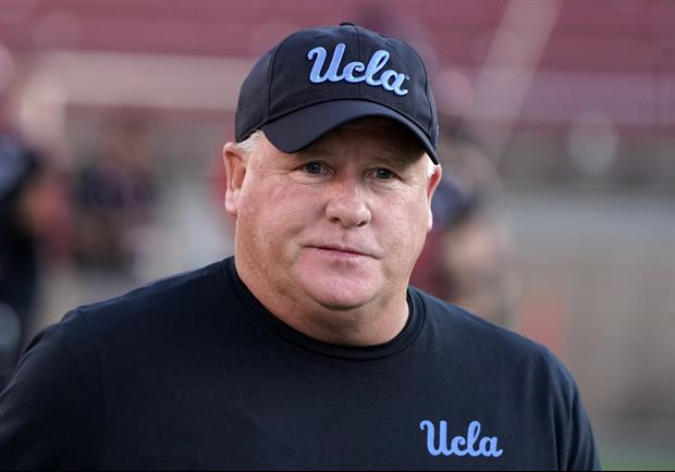UCLA Players Demanding 'Third-Party Health Official' Because They Don't Trust Chip Kelly