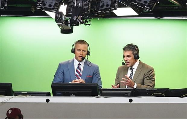 Will Kirk Herbstreit Call College & NFL Games? He Addresses The Possibility