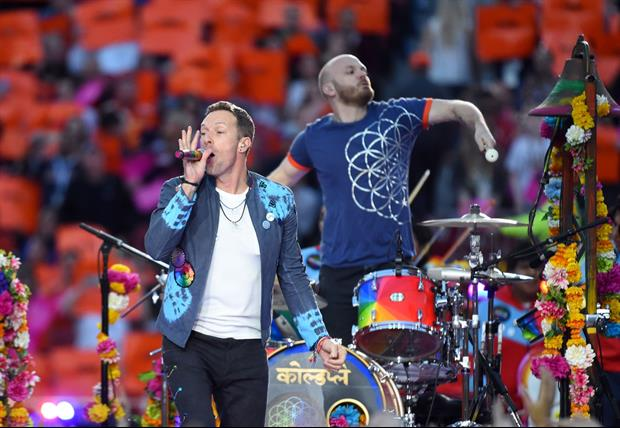 Coldplay Drummer Thought 'Johnny Football' Was His Real Name