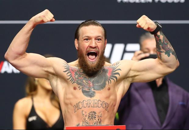 Conor McGregor Responds With Strong Message To ESPN's Stephen A. Smith