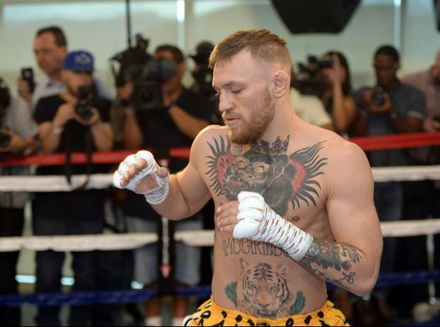 Dude On Vacation Asked Conor McGregor For A Face Off And Here's What Happened...