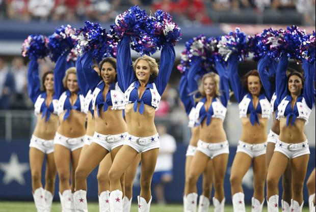 Here Are Your 2020 Masked Up Dallas Cowboys Cheerleaders...